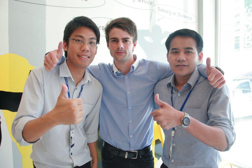 โอกาส international internships กับ CDG บริษัทไอทีชั้นนำ