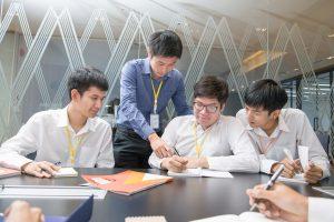 ฝึกงานที่ CDG บริษัทไอทีชั้นนำ