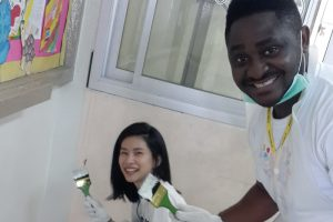 International internships with CDG - Thailand's leading IT solution company