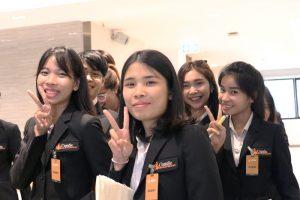 campus visit มหาวิทยาลัย โดย CDG บริษัทไอทีชั้นนำ